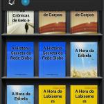 Biblioteca do Moon Reader+