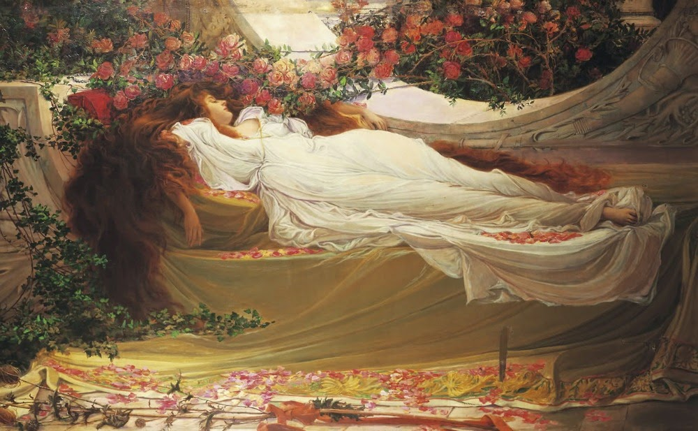 John William - Sleeping Beauty