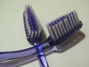 duas escovas