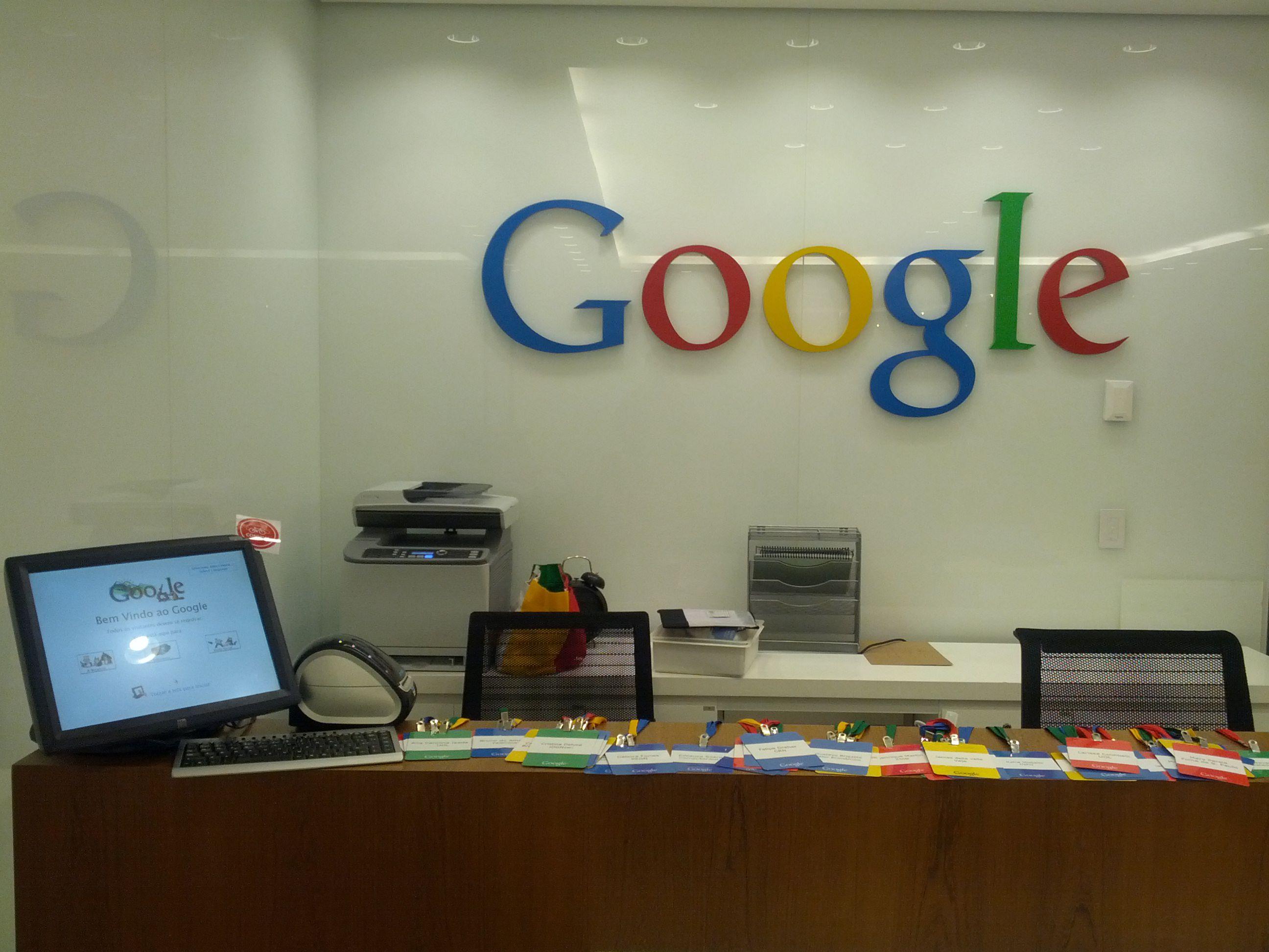 Instalações do Google