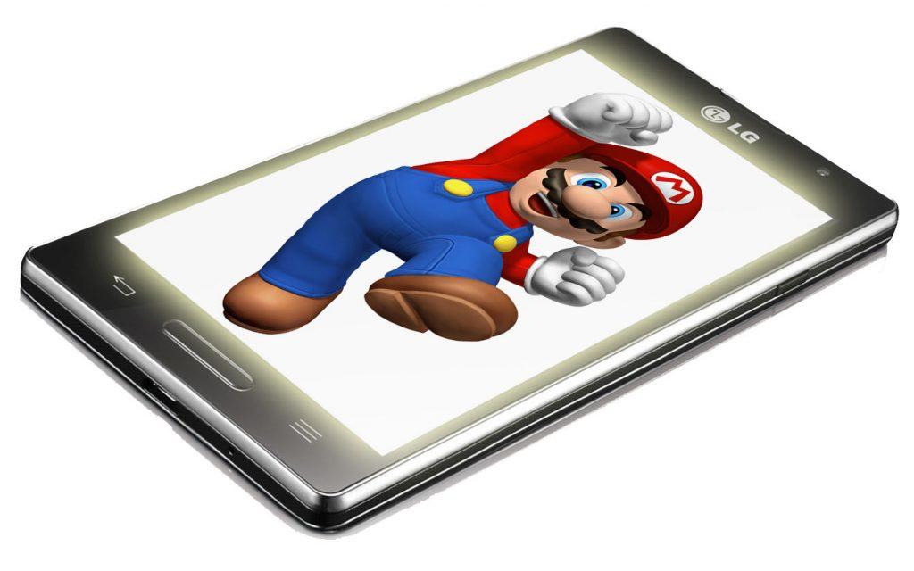 Nintendo faz jogos para celular