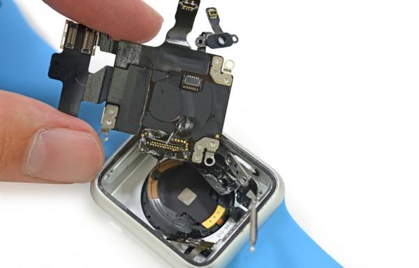 Manutenção do Apple Watch