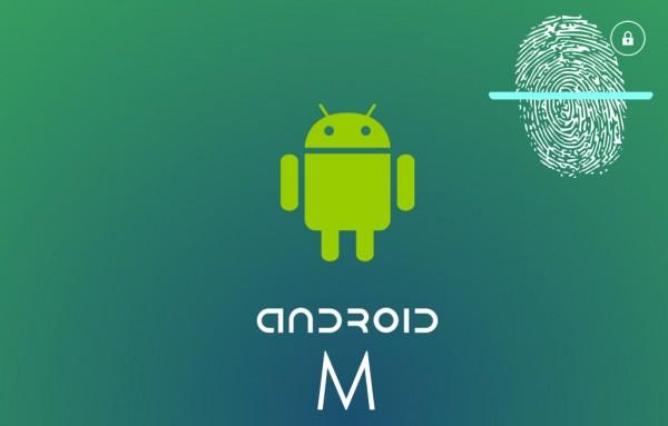 Android 6 com identificação biométrica