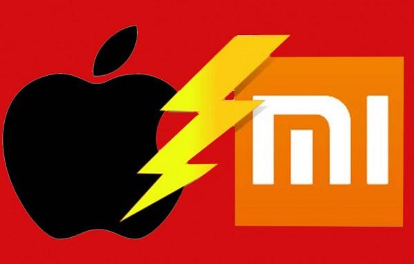 Apple Ultrapassa Xiaomi na China