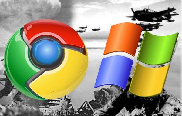 Guerra Microsoft vs Google