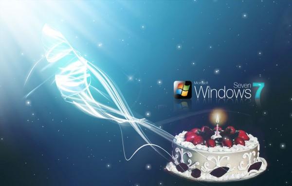 Idade do Windows 7