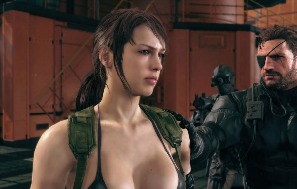 Quiet - Metal Gear Solid 5