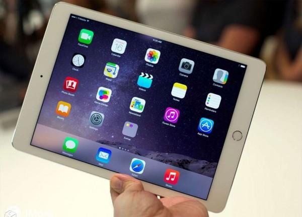iPad Air 2 tem queda nas vendas
