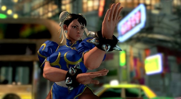 Chun Li Street Fighter 5