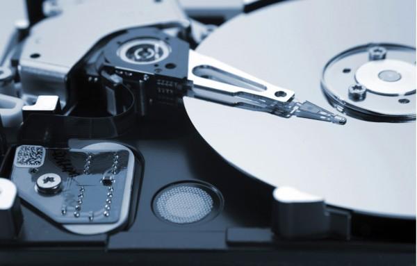 Hard Disk Drive com defeito