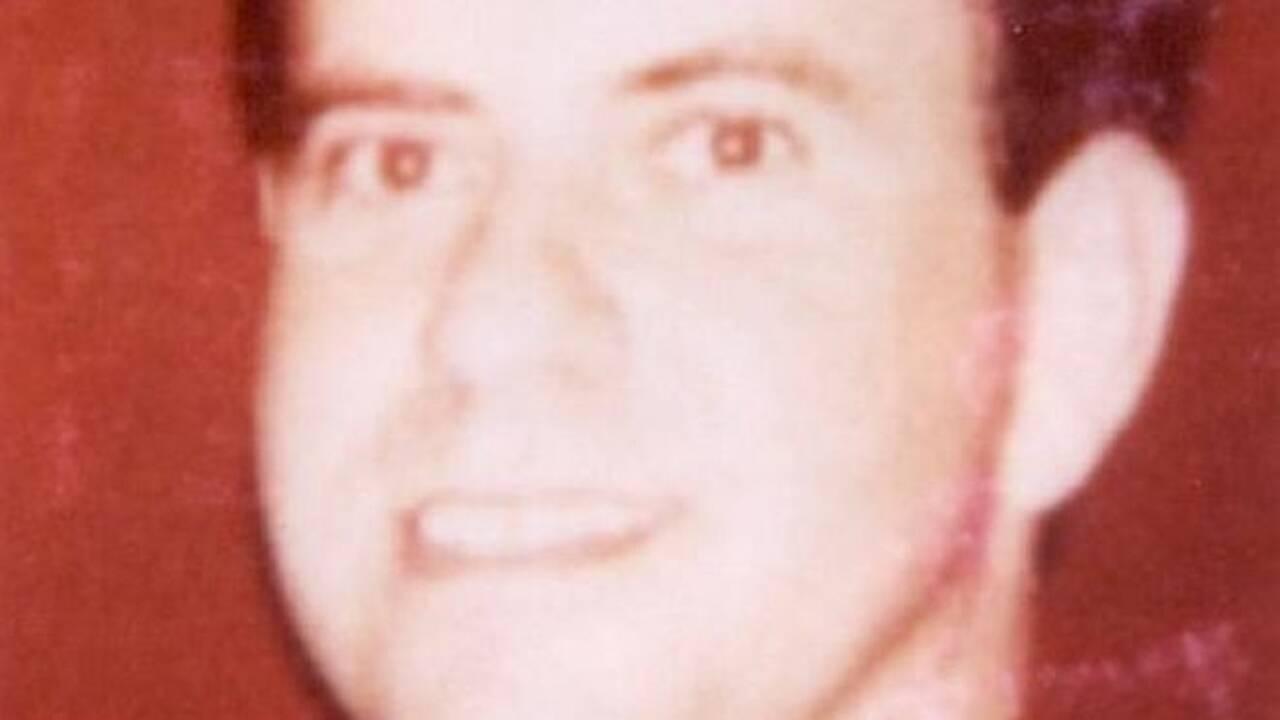 Foto de William Moldt na época em que desapareceu na Flórida (1997)