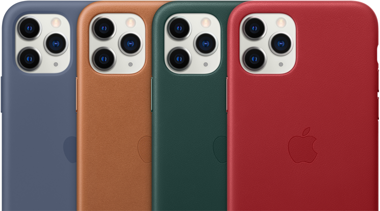 Cores do iPhone 11