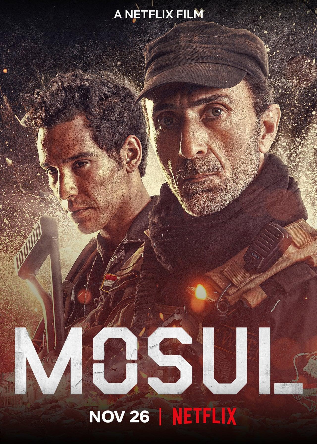 Cartaz do filme Mosul