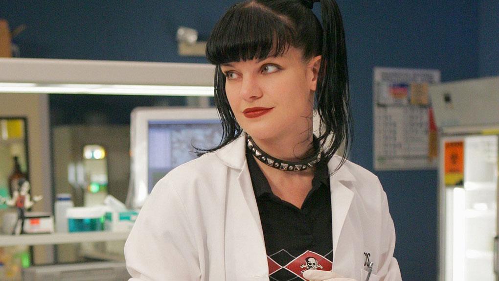 Pauley Perrette (que interpretava Abby Sciuto)