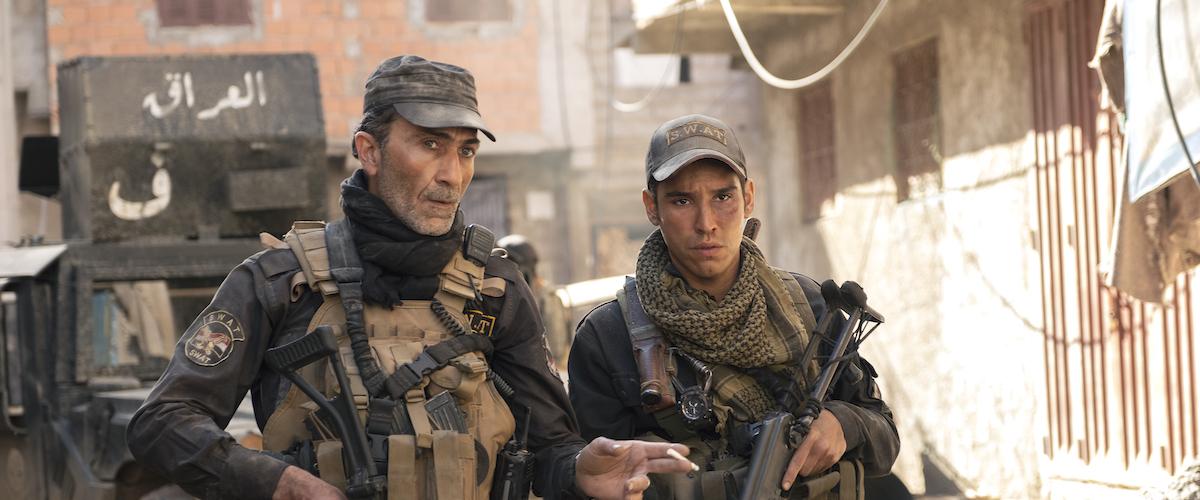 Filme Mosul da Netflix